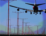 Passagierdaten von allen ausländischen Fluglinien, die das US-Territorium überfliegen, erforderlich