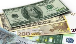 Gebührensenkung aufgrund des Euro-Dollar-Wechselkurses