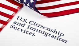 Was hat es mit der Receipt Number der US-Einwanderungsbehörde auf sich?